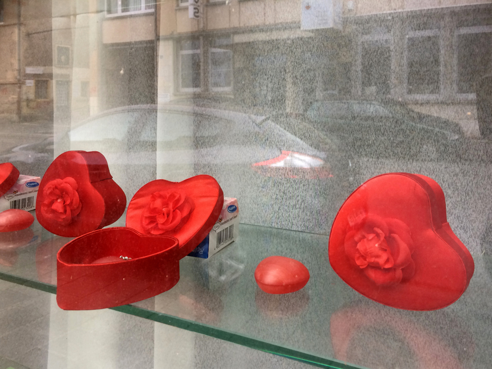Window Display , Offenbach/M., Germany